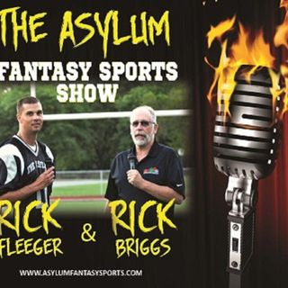 Asylum Fantasy Sports Show 358- Brightest Bulb in the Drawer