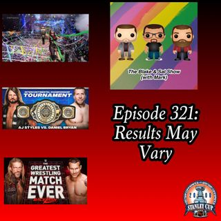 Episode 321: Results May Vary (Special Guest: Kyle Crane)