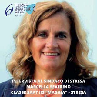 Intervista Sindaca Stresa Marcella Severino