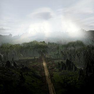 Op reis door een magisch bos