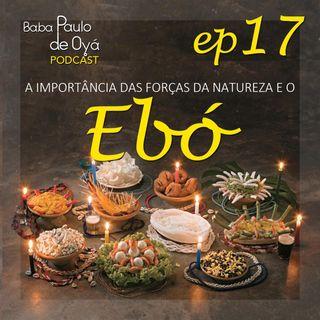 17 ep EBÓ por Baba Paulo de Oya