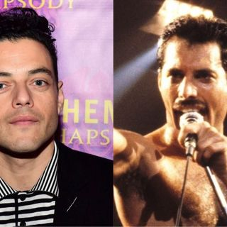 Rami Malek Captivates as Freddie Mercury