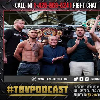 ☎️Vasiliy Lomachenko vs Luke Campbell😱Live Fight Chat 💭 WBC/WBO/WBC Titles🤯