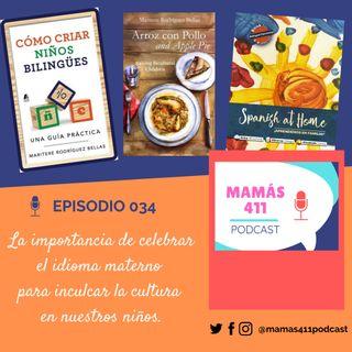 034 - La lengua materna, lo que nos inspira en la educación multicultural