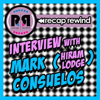 *SPECIAL* Riverdale Interview with Mark Consuelos aka Hiram Lodge // RECAP REWIND //