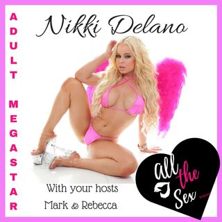 Nikki Delano - Porn megastar LIVE! with Mark & Rebecca