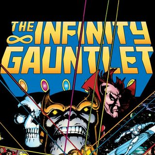 Source Material: Infinity Gauntlet Comics (Marvel, 1991)