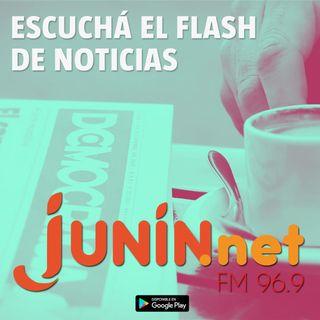 Viernes 16 de Agosto- Noticias de Junín - Radio Junin.net