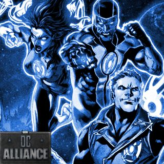 Green Lanterns Coming To HBO Max : DC Alliance Chapter 20