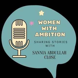 #1 Introducing 'women with ambition'