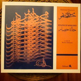 """Stato d'assedio"" di Mahmoud Darwish"