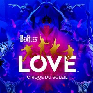 El Club de los Beatles: Presentación en México del: Cirque Du Soleil