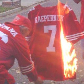Kaepernick Nonsense, Romo Injury & More
