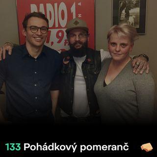SNACK 133 Pohadkovy pomeranc