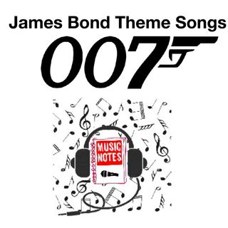 Episode 15 - James Bond Theme Songs