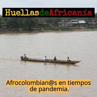 Afrocolombianos en tiempos de pandemia