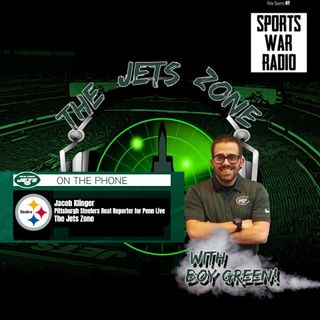 The Jets Zone: Jacob Klinger interview (#PITvsNYJ preview, Le'Veon Bell vs Pittsburgh Steelers revenge game)