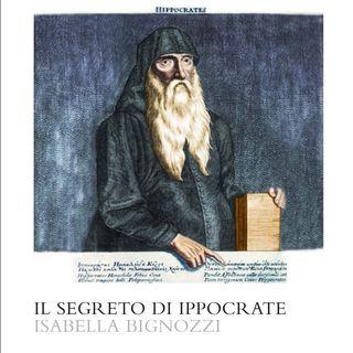 """Isabella Bignozzi """"Il segreto di Ippocrate"""""""