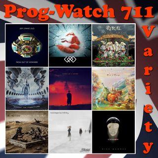 Episode 711 - Variety