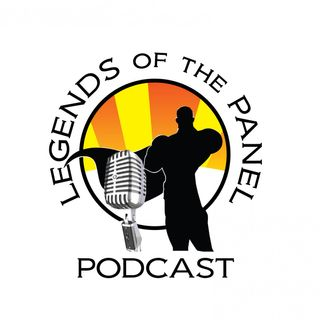 Legends of the Panel Podcast, Season 6 Episode 5 - What was that?