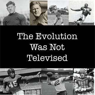 The Evolution Was Not Televised
