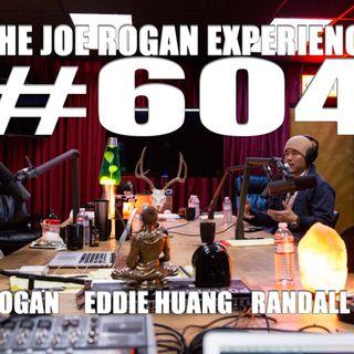 #604 - Eddie Huang & Randall Park