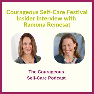 Self-Care Festival Insider Interview with Ramona Remesat