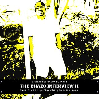 The Chazo Interview II.