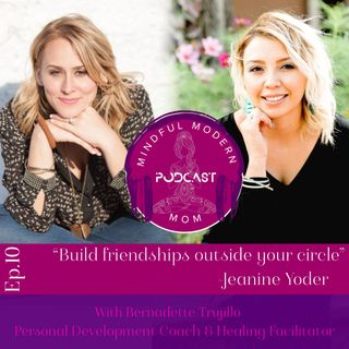 Breaking Generational Patterns: Interview with Jeanine Yoder