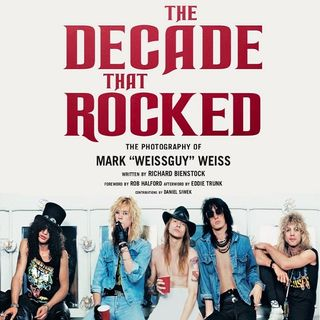 "Mark ""WeissGuy"" Weiss shares details of his new Photo book The Decade That Rocked-1980-1990"