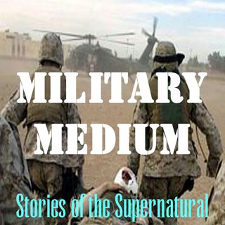 The Military Medium | Interview with Dean McMurray | Podcast