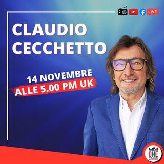 """Claudio Cecchetto presenta """"Cecchetto Festival"""""""