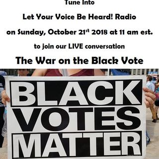 There's a War on the Black Vote