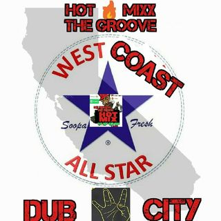 HOT MIXX THE GROOVE WESTCOAST HOT MIXX