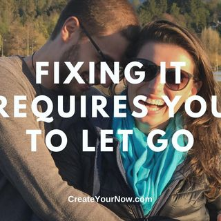 2051 Fixing It Requires You to Let Go