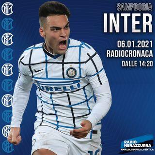 Post Partita Sampdoria-Inter 2-1 - 210106