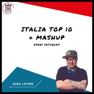DJ Gino Latino  Top Ten Italy MashUp. Musica per chi vuole divertirsi