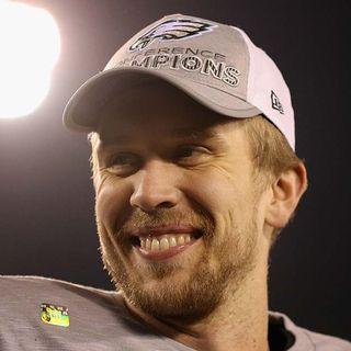 Nick Foles Looks Up To Tom Brady