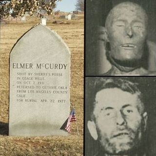 Experiment 039 - Gunslinger Mummy: The Strange Afterlife of Elmer McCurdy