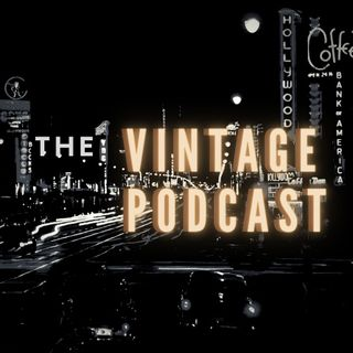 The Vintage Podcast ep 1-Intro and Godzilla vs. Kong Review