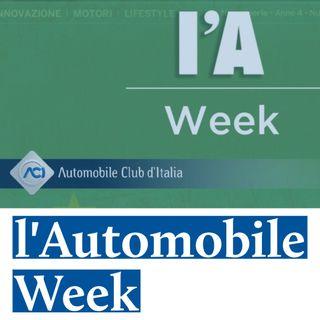 L'Automobile Week - puntata del 27 settembre 2019