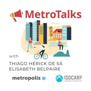 MetroTalks: Enabling healthy urban planning with Elisabeth Belpaire