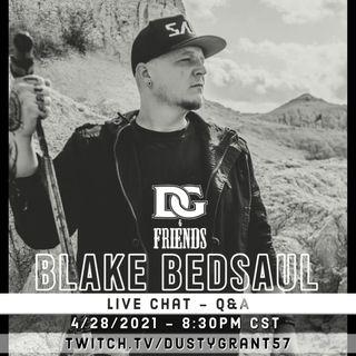 Episode 24 - Blake Bedsaul