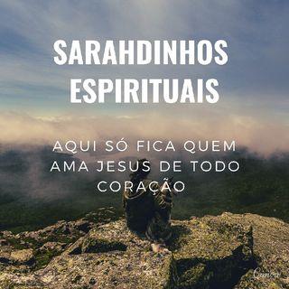 Podcast Sarahdinhos Espirituais
