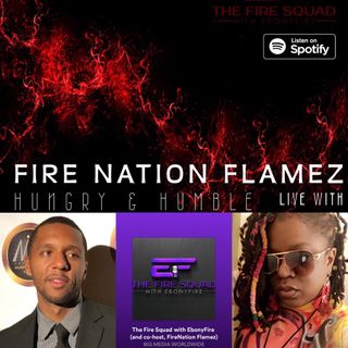 Fire Nation Flamez Turns Up With Cody (Carolina Music Video Awards - July 20)