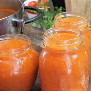 conserva di salsa di pomodoro youtube rapanello podcast