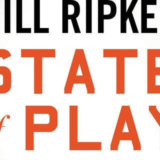 Books on Sports: Guest Bill Ripken State of Play: The Old School Guide to New School Baseball