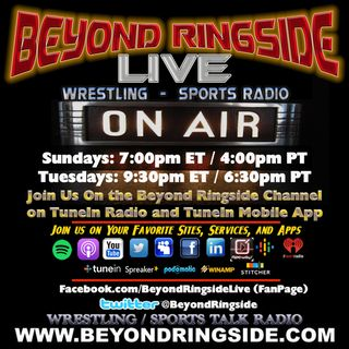 Beyond Ringside Sports Radio - April 5, 2020