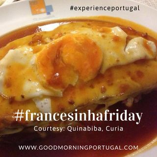Experience Portugal: It's Francesinha Friday!