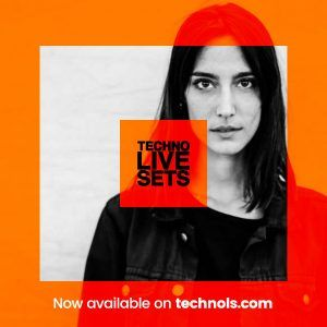 Kompass Klub Closing, NYE LiveStream by Amelie Lens